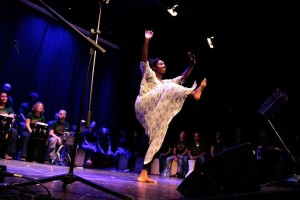 danza africana-Aissetou Jaiteh