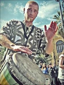 percussioni africane
