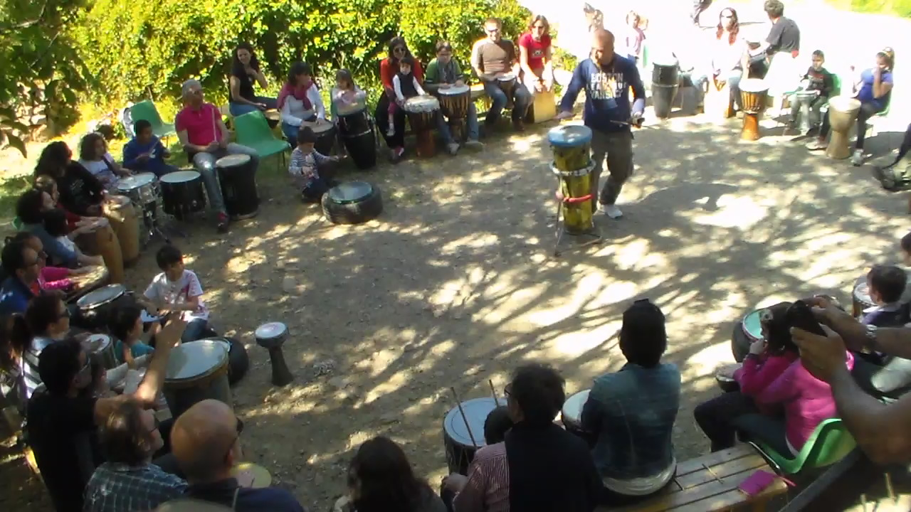 Drumcircle – Laboratorio didattico